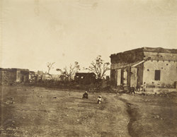 The Hospital in General Wheeler's entrenchment, Cawnpore.